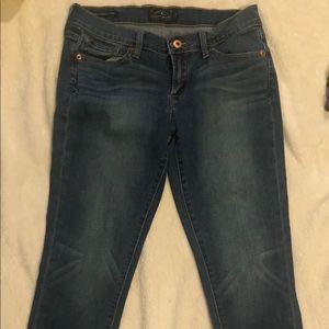 Lucky Brand Jeans - Charlie pencil Capri lucky brand jeans